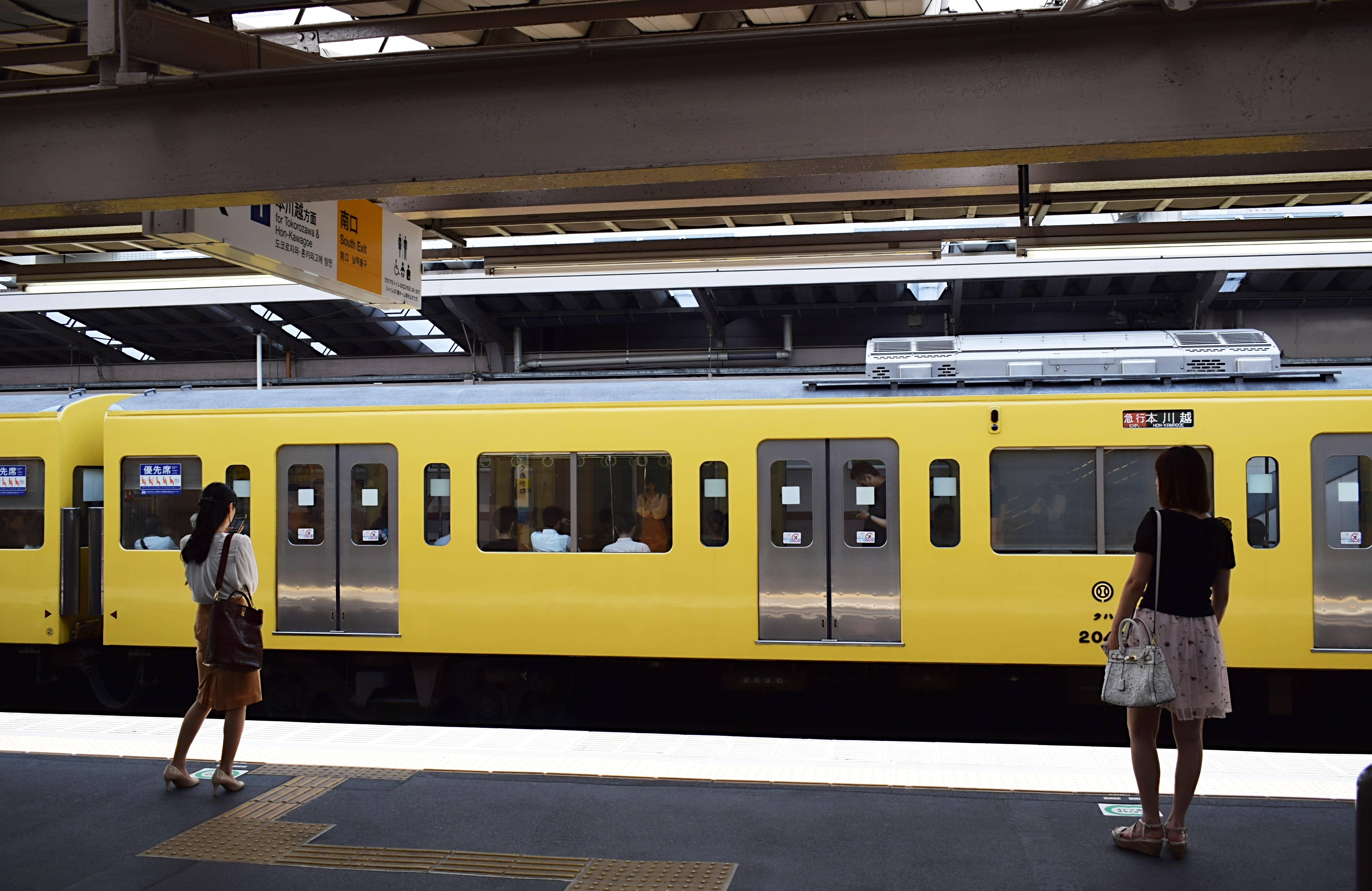 Transportasi di Jepang